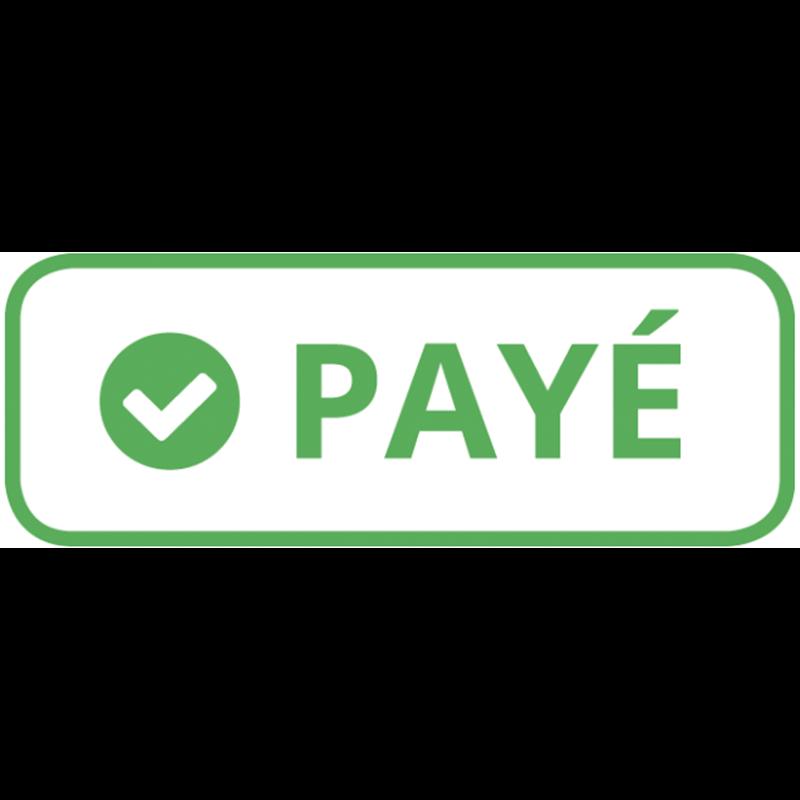 Tampon Payé