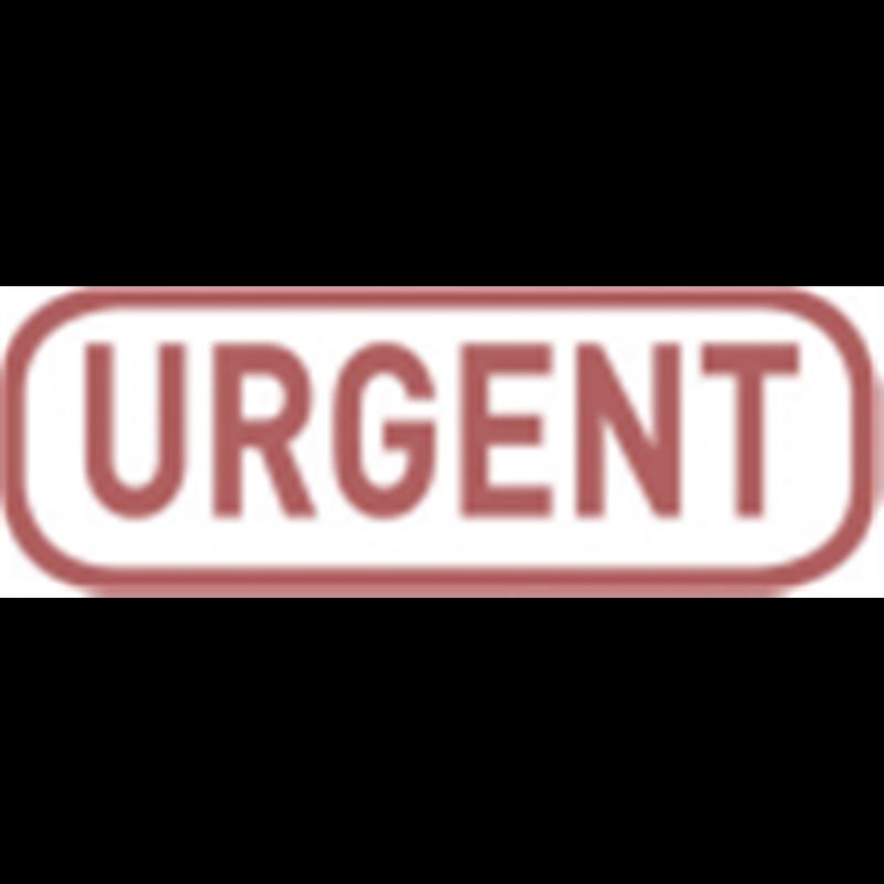 Tampon Urgent